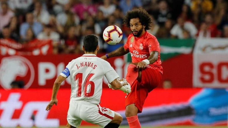 Kekalahan yang Amat Menyakitkan Madrid