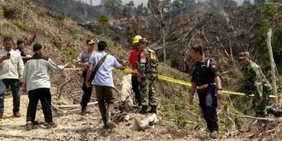 Jajaran Polda Riau Tetapkan 26 Tersangka Pembakar Lahan