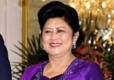 Ani Yudhoyono Sakit dan Dirawat di Singapura