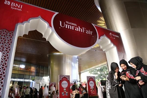 Telkomsel Gelar Umrah Fair di 13 Kota, Termasuk Pekanbaru