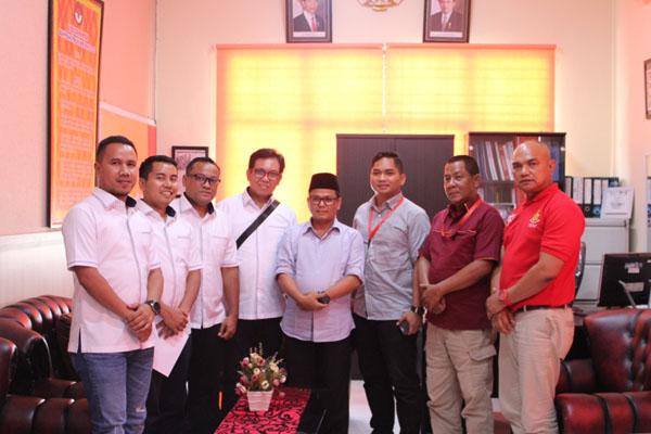 Ketua Bawaslu Beberkan Jumlah Pelanggaran Pemilu di Riau.