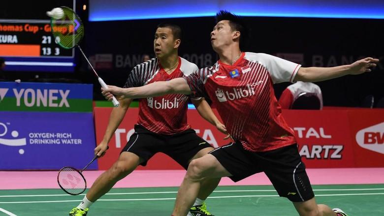 Indonesia Gagal Penuhi Target di Piala Thomas 2018