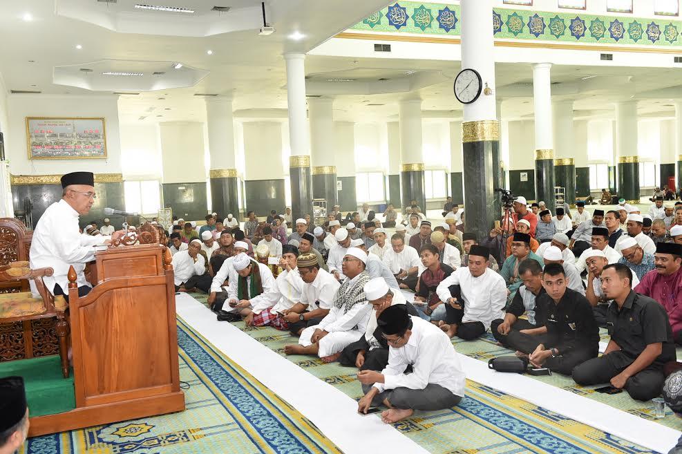 Gubri Hadiri Tabliqh Akbar, Saatnya Umat Islam Bersatu