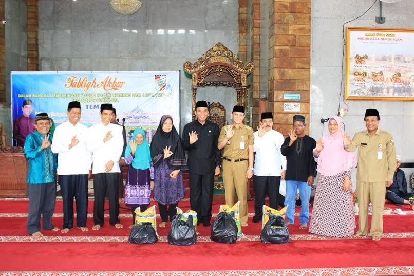 Jadikan Masjid Paripurna Pusat Aktivitas Agama, Sosial dan Ekonomi