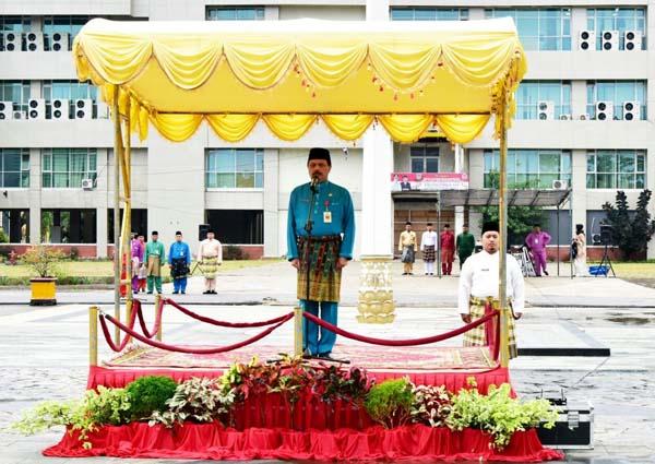 HUT Riau Ke-60 : Sekda Said Syarifuddin, kita tetap Mengusung Budaya Melayu yang berintegritas.