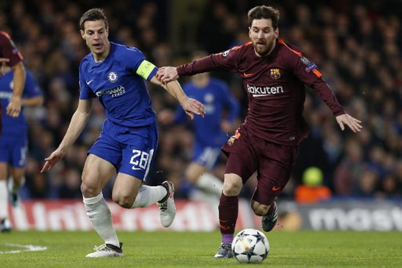 Chelsea Butuh Kesempurnaan jika Ingin Singkirkan Barcelona