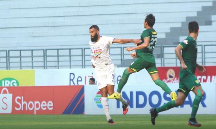 Persebaya Naik ke Posisi 3 Klasemen Liga 1 2019