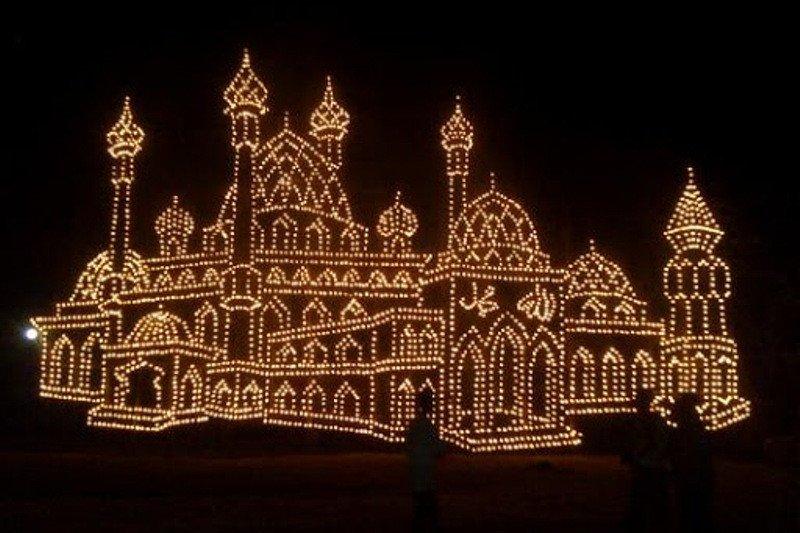 Pemkab Bengkalis batalkan festival lampu colok