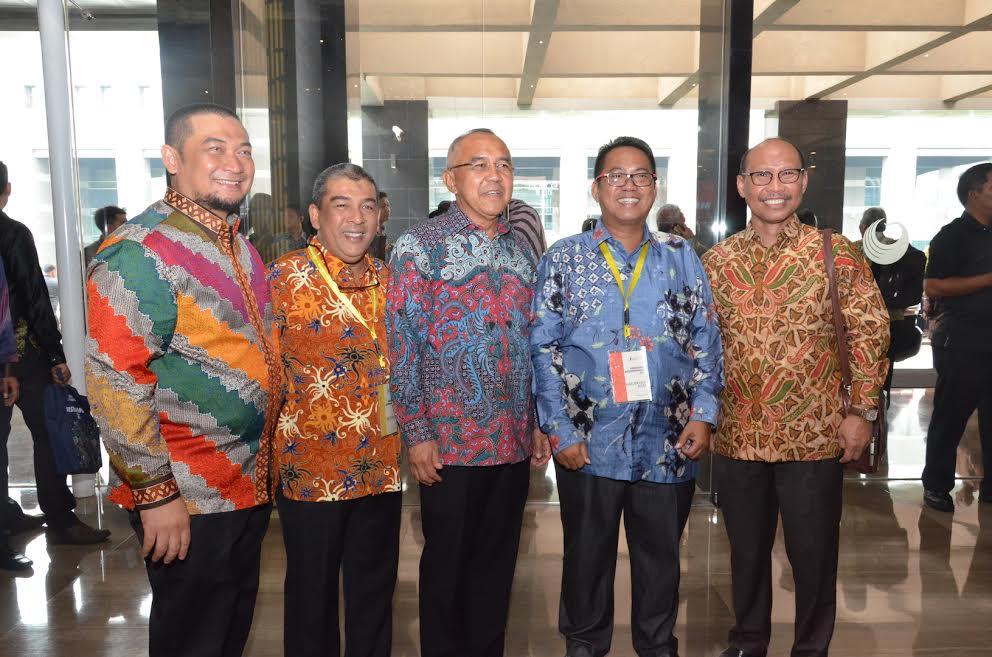 Gubernur Riau H Arsyadjuliandi Rachman hadiri Pembukaan Musrenbangnas 2017