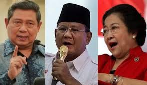 SBY, Megawati, dan Prabowo Bakal Ketemu di Debat Pilgub Jilid II