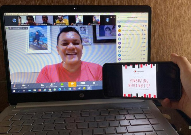 Telkomsel Berperan Aktif Dalam Penerapan Era New Normal di Wilayah Sumatera Bagian Tengah