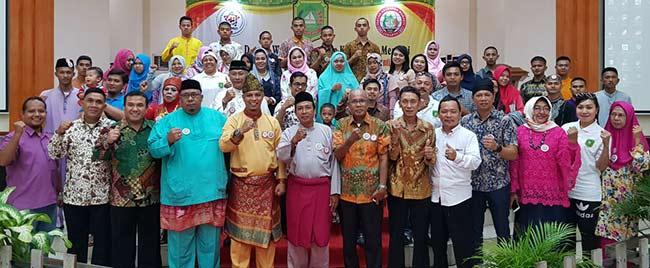 Warga Kabupaten Kepulauan Meranti di Jakarta Meriahkan HUT yang Ke-9
