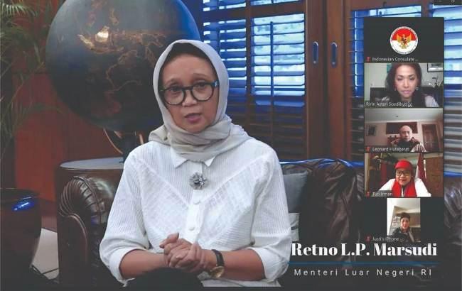 Lebaran Daring ala Perwakilan Indonesia di Kanada