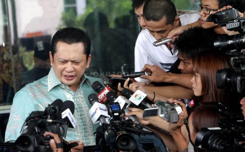 Ketua DPR: Polri Jangan Terlihat Lemah Di Mata Masyarakat