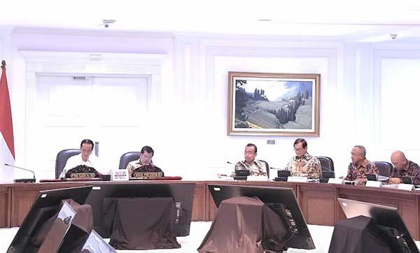 Presiden Instruksikan Agar RTRW Riau Selesai Dalam Sebulan