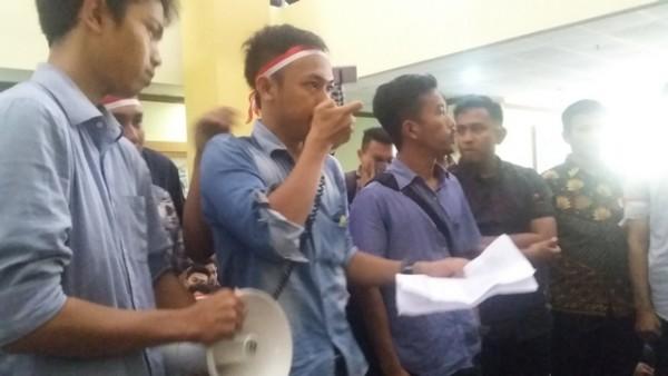 Besok Mahasiswa UIN Suska Riau Gelar Demonstrasi Lagi