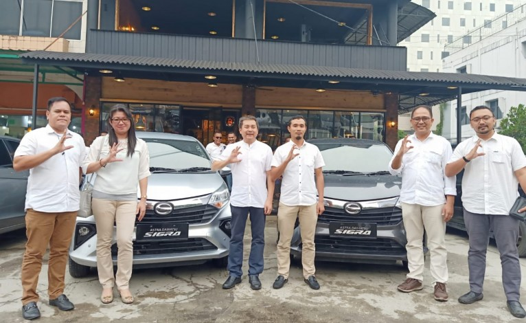 New Sigra Dongkrak Penjualan Daihatsu