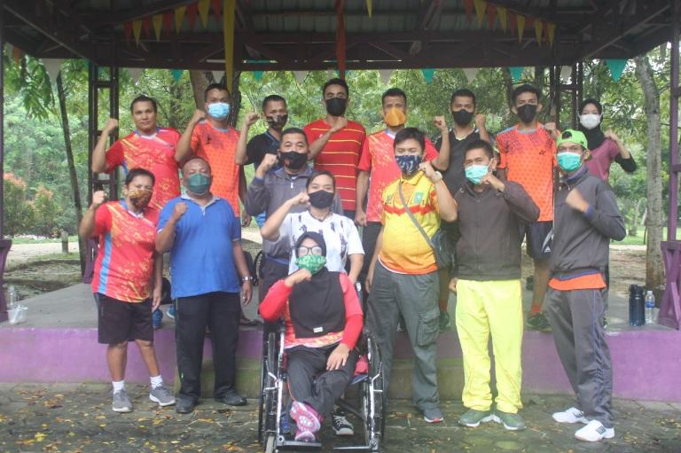 Alam Mayang Siap Jadi Tempat TC Atlet Peparnas