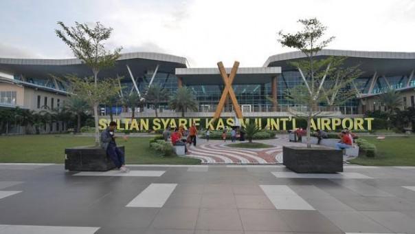 Bandara SSK II Pekanbaru Belum Terapkan Pemeriksaan Genose Untuk Penumpang