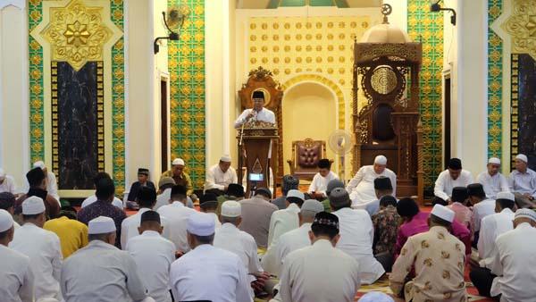 Maulid Nabi Merupakan Tradisi Peringati Hari Lahir Rasulullah SAW