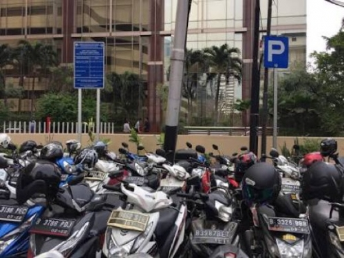 F-Demokrat DPRD  Pertanyakan Usulan Pemkab Inhil Naikkan Tarif Parkir