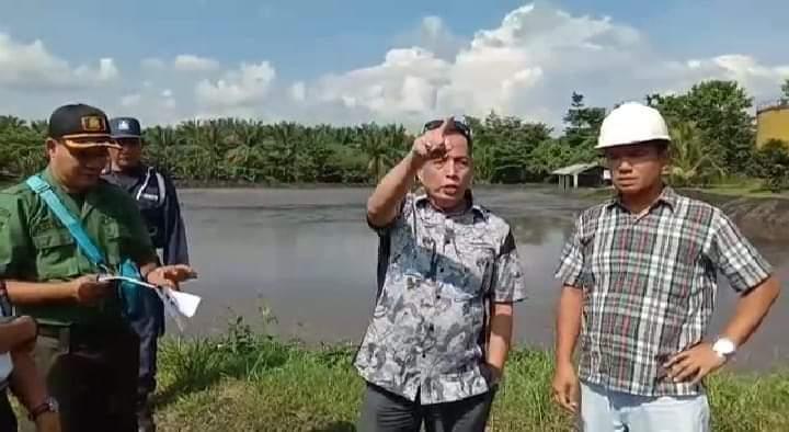 Pimpinan DPRD Riau Minta Polda Riau Proses Hukum PT Padasa