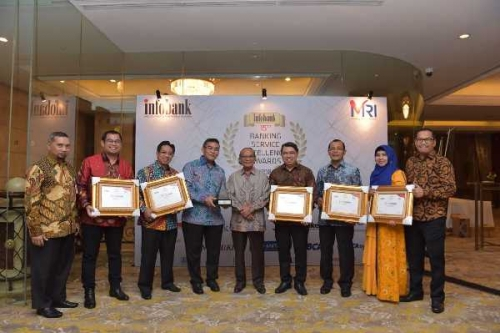 Bank Riau Kepri Raih The Best Overall Performance BPD se-Indonesia