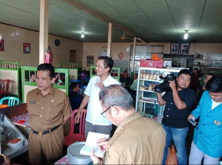 Pertamina Gelar Sidak Bersama Disperindag Kabupaten Indragiri Hilir