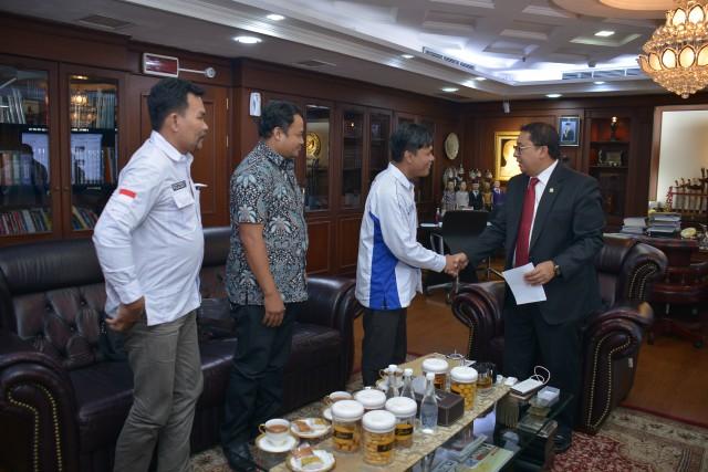 DPR Akan Perjuangkan Nasib Pelaut Indonesia