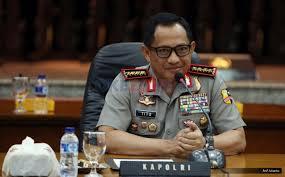 Kapolri Tito: Kesuksesan Pemberantasan Korupsi Bukan dari Jumlah OTT