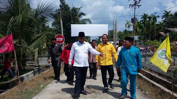 Janji  Suyatno: Jadikan Pantai Rupat Utara Sebagai Wiasata Andalan Riau