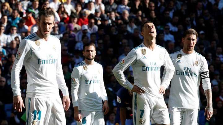 Ronaldo Bangkitkan Semangat Real Madrid Pasca Kalah di El Clasico