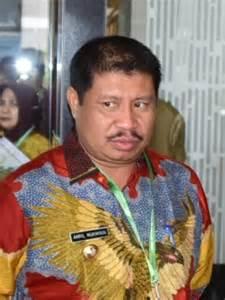 Bupati Bengkalis Sidak ASN dan Non ASN di Mandau