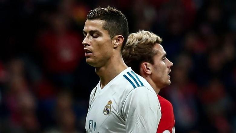 Kata Presiden La Liga soal Rumor Masa Depan Ronaldo dan Griezmann