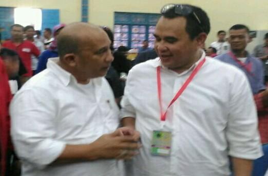Zulmansyah Sekedang Terpilih Jadi Ketua PWI Riau