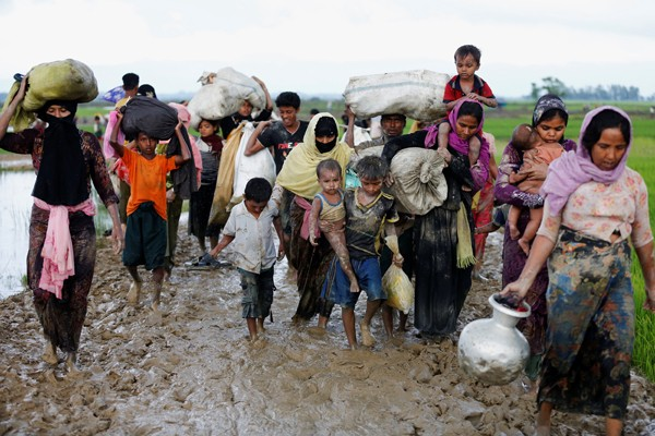 Pemko Pekanbaru Nyatakan Kesiapan Tampung Pengungsi Rohingya