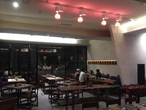 Sajian Menu di Batiqa hotel Bertemakan Imlek 2017