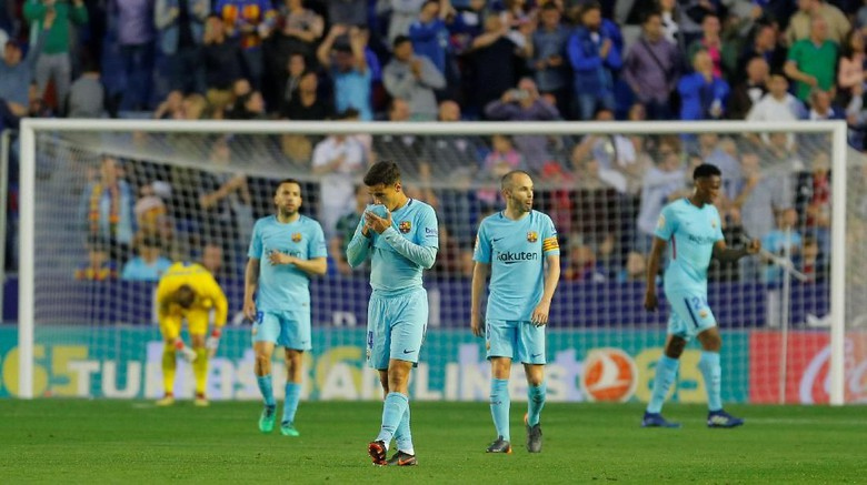 Barcelona Kalah, Lionel Messi ke Mana?