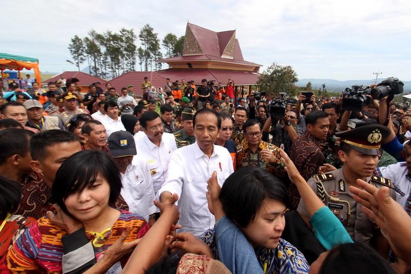 Jokowi Ungkap Alasan Dibalik Kegemarannya Blusukan