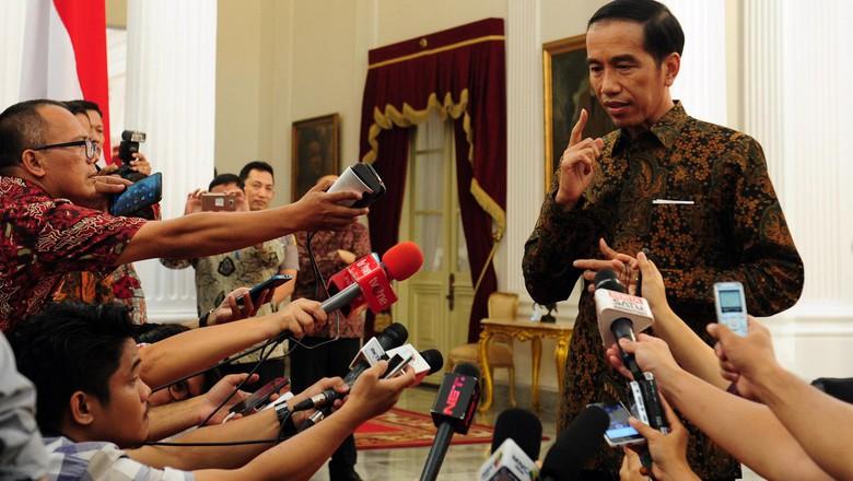Jokowi Kecam Keras Pengakuan Sepihak AS terhadap Yerusalem