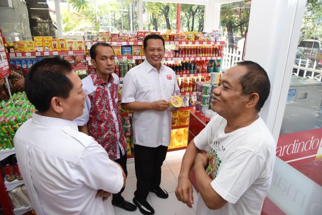 Ketua DPR Apresiasi ARDINDO Berdayakan Koperasi dan UMKM