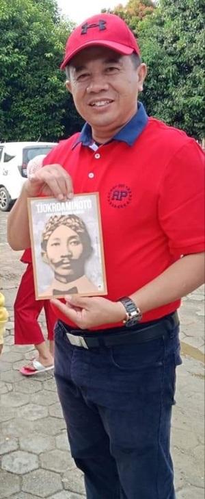 Rumah Baca Nugroho Gelar Buku di Taman Kota Pasirpangaraian