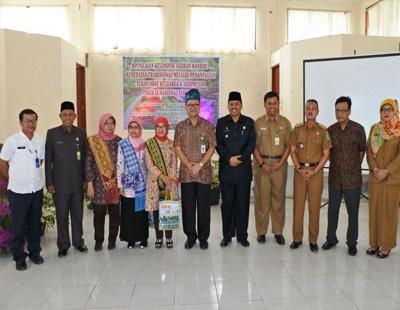 Siak Wakili Provinsi Riau di Perlombaan Pemanfaatan Taman Obat Keluarga Tingkat Nasional