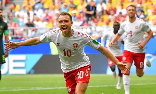 Denmark Tundukkan Wales 2-0