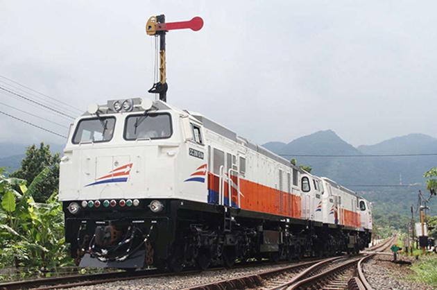 Di Purnama, Dumai Mulai Dibangun Rel Kereta Api