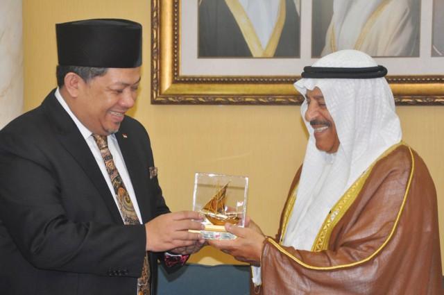 Pembukaan Kedutaan Bahrain di Jakarta Hasil Diplomasi DPR