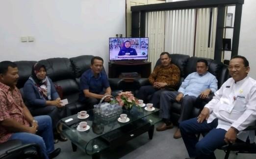 Anggota DPRD Inhu Berkunjung ke DPRD Kuansing