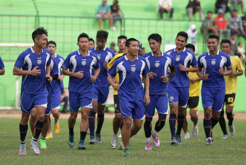 Arema Cronus Berjanji Akan Fokus Menghadapi Persib Bandung