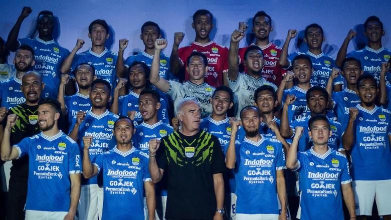Persib Bandung Tanpa Kemenangan di Dua Laga
