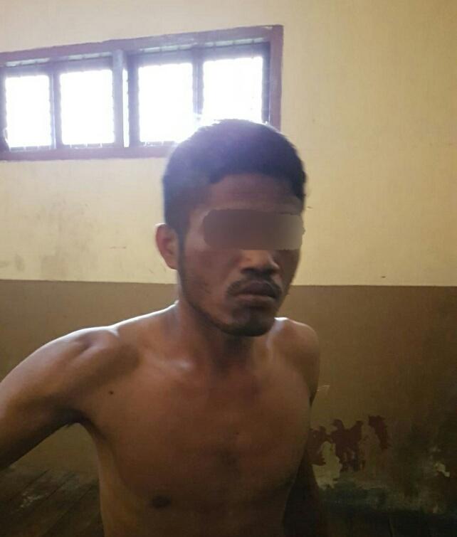 Unit Opsnal Polsek Guntung, Tangkap Pelaku Pencurian Speed Boat Nadia Jaya